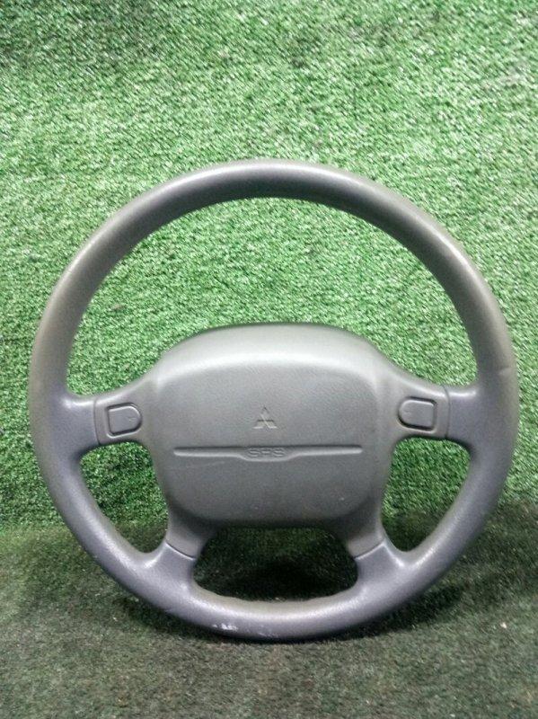 Руль с airbag Mitsubishi Rvr N23WG 4G63 1995 (б/у)