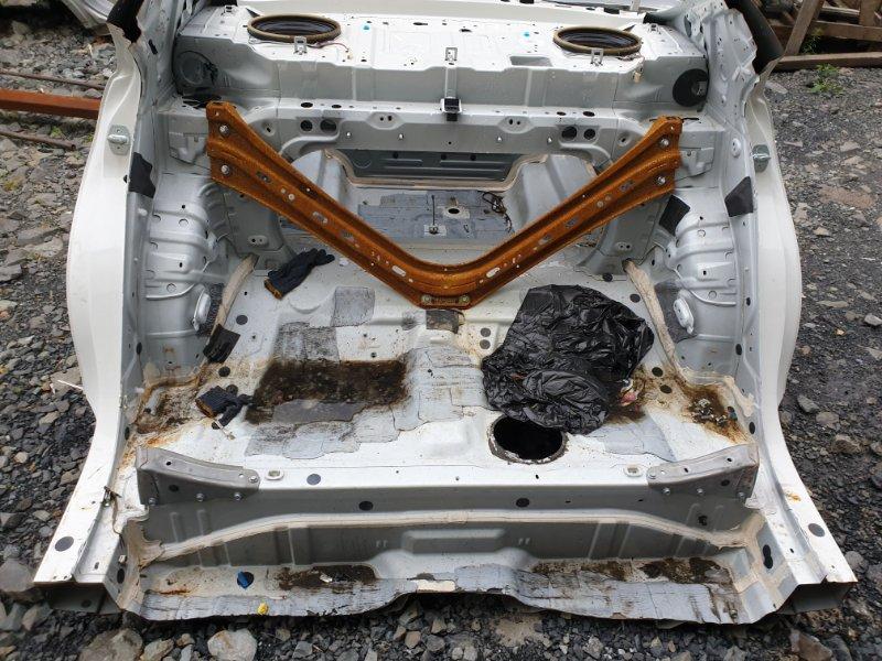 Задняя часть а/м Toyota Camry ACV40 2AZFE 2006 (б/у)