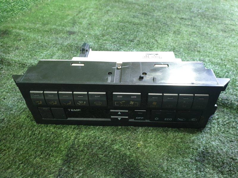 Блок управления климат-контролем Mitsubishi Rvr N23WG 4G63 1995 (б/у)