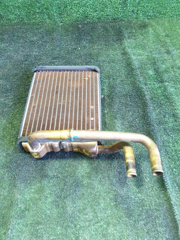 Радиатор печки Mitsubishi Rvr N23WG 4G63 1995 (б/у)