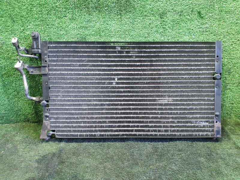 Радиатор кондиционера Mitsubishi Rvr N23WG 4G63 1995 (б/у)