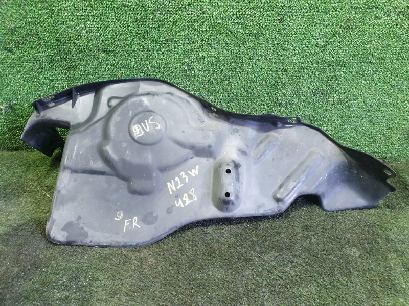 Защита двигателя Mitsubishi Rvr N23WG 4G63 1995 передняя правая (б/у)