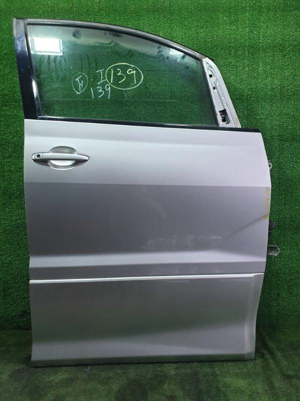Дверь Toyota Alphard ANH15 2AZFE 2003 передняя правая (б/у)