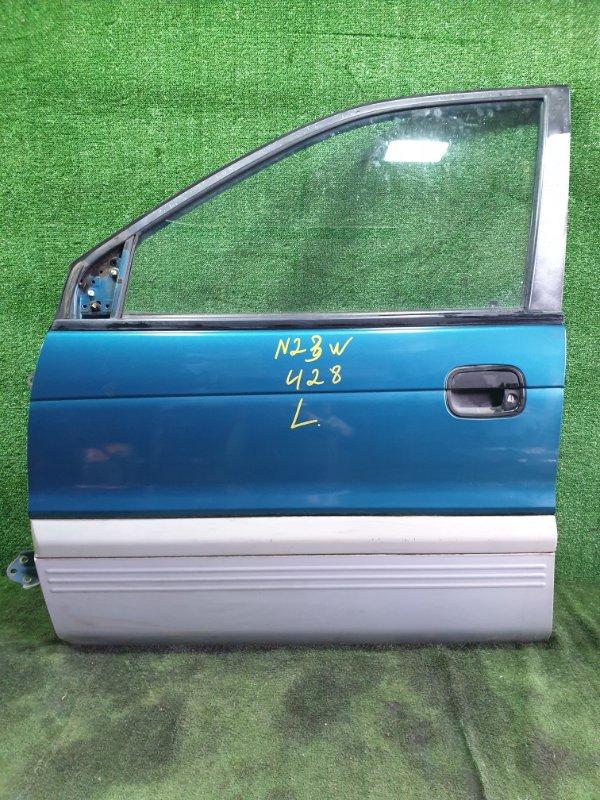 Дверь Mitsubishi Rvr N23WG 4G63 1995 передняя левая (б/у)