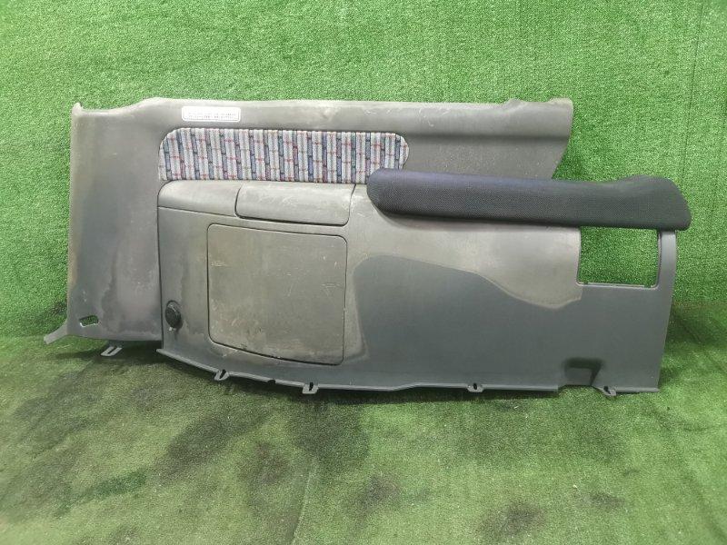 Обшивка багажника Mitsubishi Rvr N23WG 4G63 1995 задняя правая (б/у)