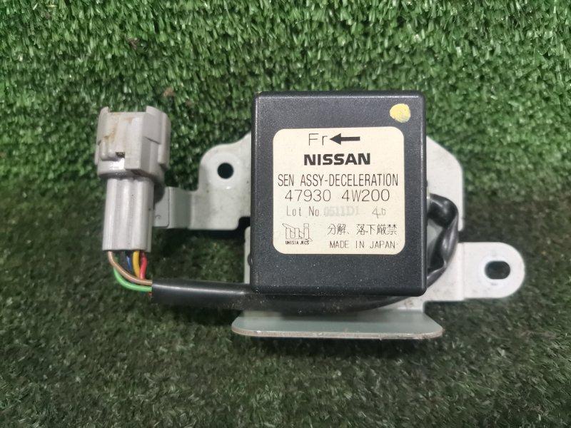 Датчик abs Nissan Terrano TR50 ZD30DDTI 2001 (б/у)
