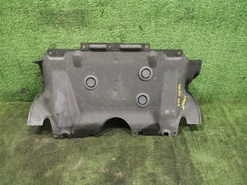 Защита двигателя Nissan Terrano TR50 ZD30DDTI 2001 передняя (б/у)