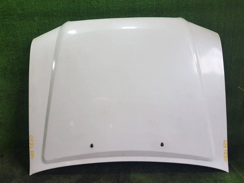 Капот Nissan Terrano TR50 ZD30DDTI 2001 передний (б/у)