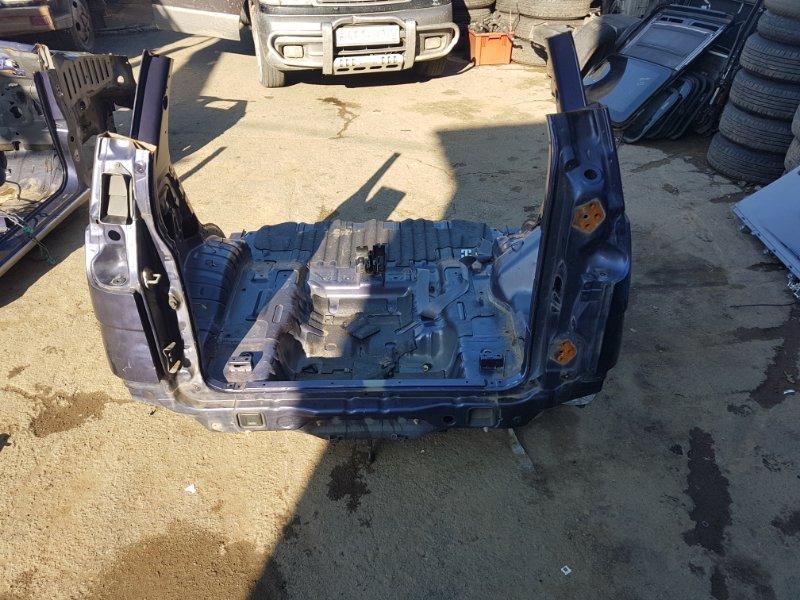 Задняя часть а/м Daihatsu Terios J100G HCEJ 1997 (б/у)