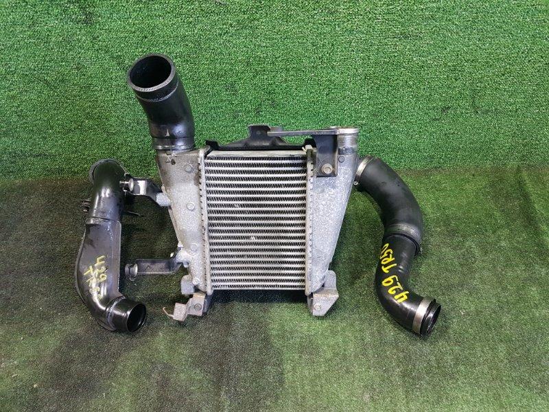 Радиатор интеркулера Nissan Terrano TR50 ZD30DDTI 2001 (б/у)