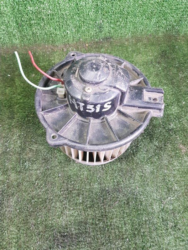 Мотор печки Suzuki Swift HT51S M13A (б/у)