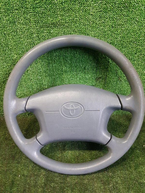Руль с airbag Toyota Noah SR50 3SFE 1997 (б/у)