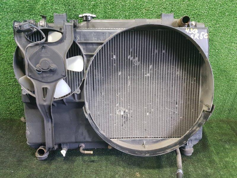 Радиатор основной Toyota Noah SR50 3SFE 1997 (б/у)