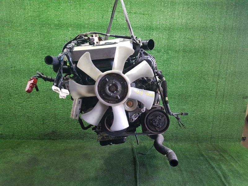 Двигатель Nissan Terrano TR50 ZD30DDTI 2001 (б/у)