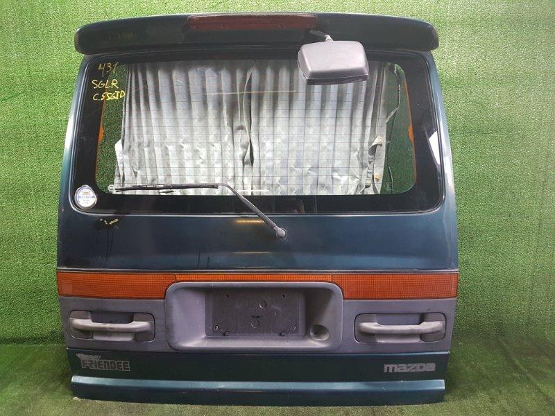 Дверь 5-я Mazda Bongo Friendee SGLR WLT 1996 (б/у)