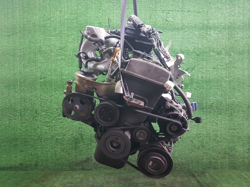 Двигатель Toyota Sprinter AE110 5AFE 1998 (б/у)