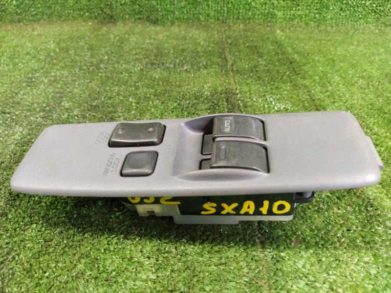 Блок управления стеклами Toyota Rav4 SXA10 3SFE 1994 передний правый (б/у)