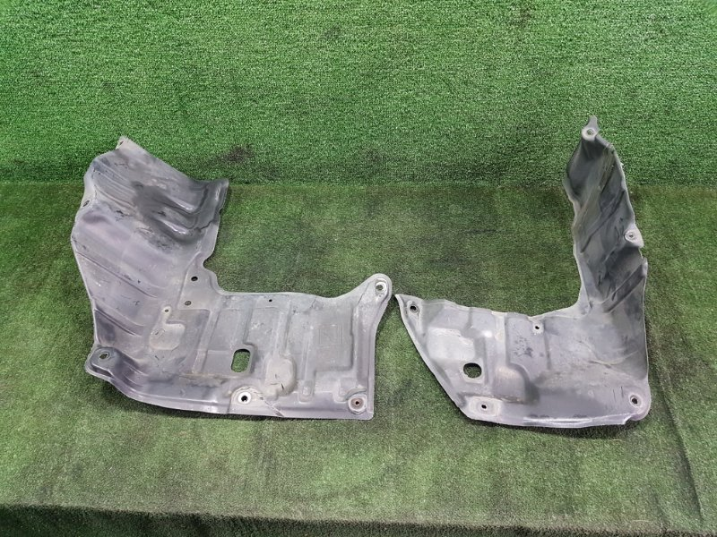 Защита двигателя Toyota Sprinter AE110 5AFE 1998 передняя (б/у)