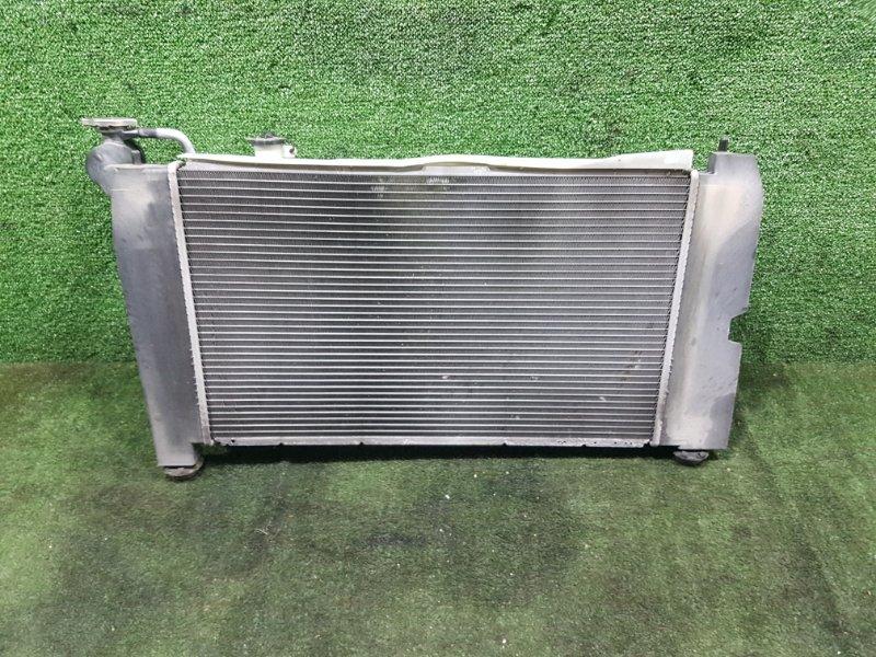 Радиатор основной Toyota Voltz ZZE138 1ZZFE 2002 (б/у)