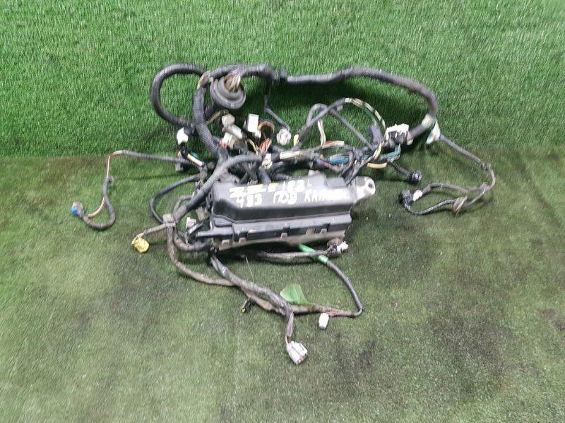 Коса под капот Toyota Voltz ZZE138 1ZZFE 2002 (б/у)