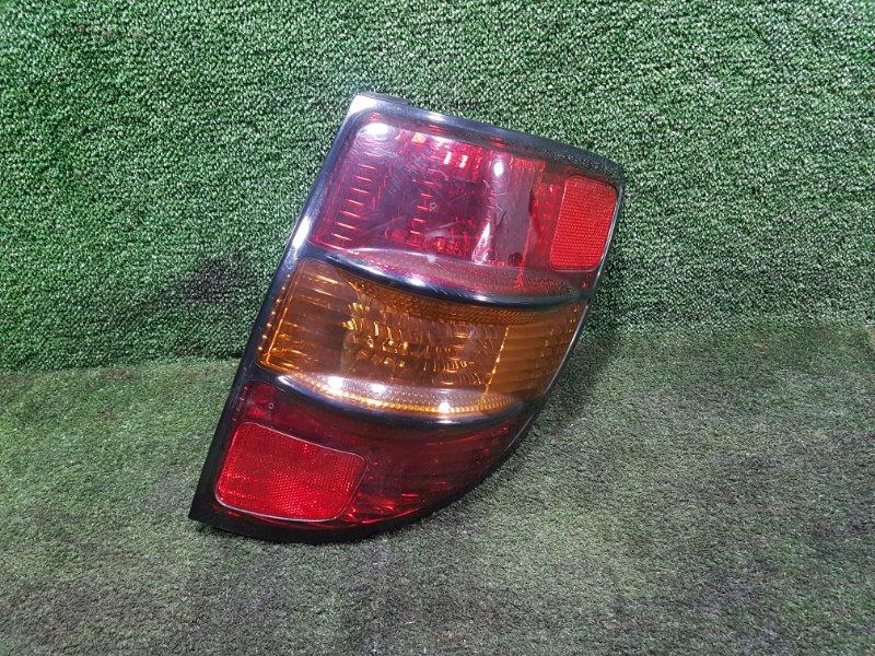 Стоп-сигнал Toyota Voltz ZZE138 1ZZFE 2002 задний правый (б/у)