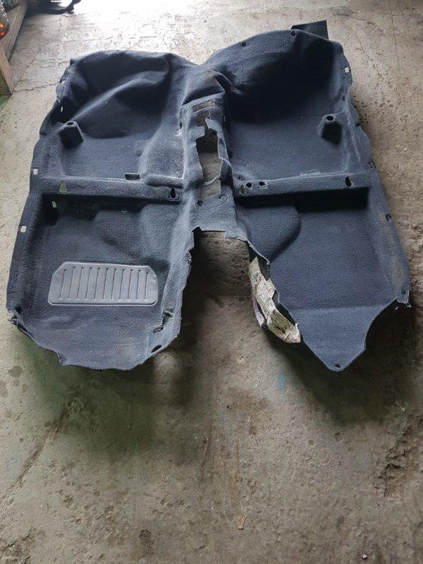 Ковер пола Toyota Voltz ZZE138 1ZZFE 2002 (б/у)