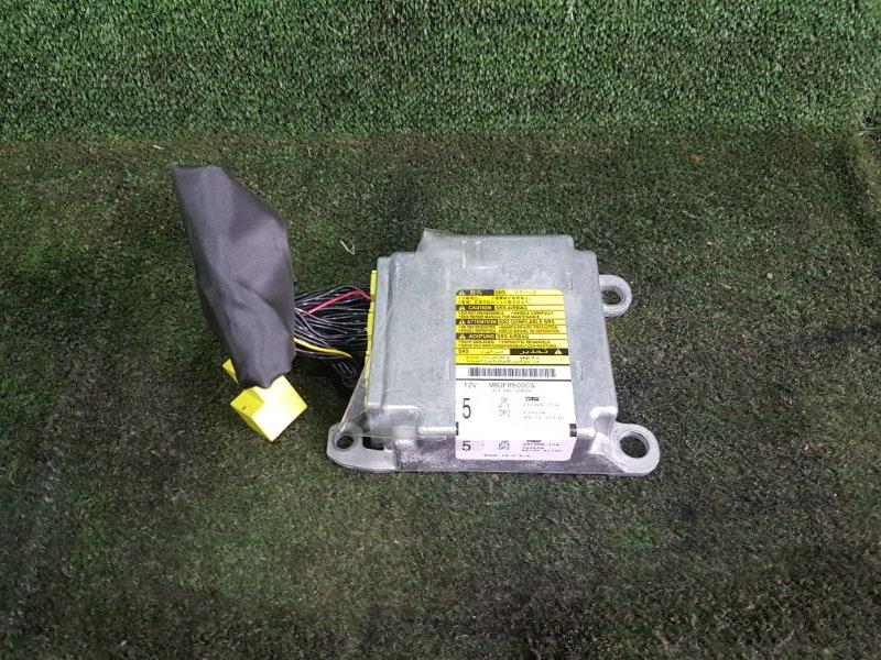 Блок управления airbag Toyota Voltz ZZE138 1ZZFE 2002 (б/у)
