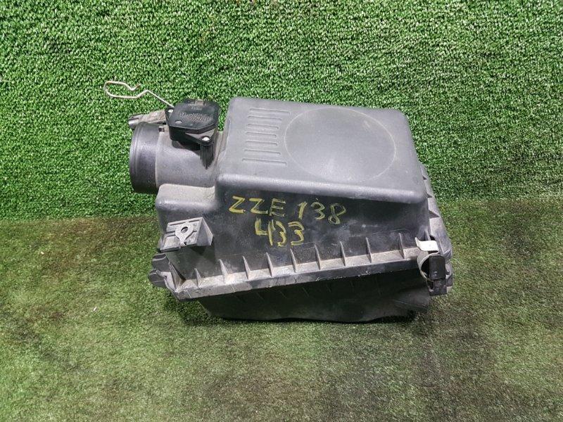 Корпус воздушного фильтра Toyota Voltz ZZE138 1ZZFE 2002 (б/у)