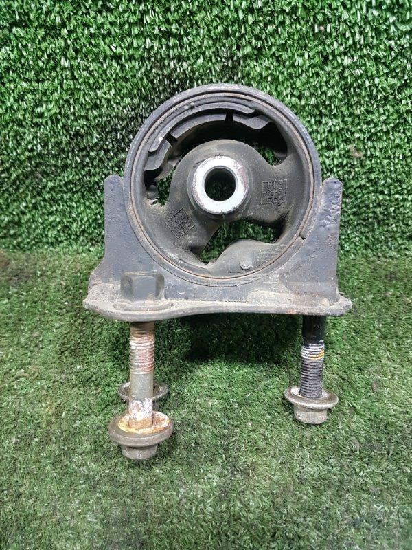 Подушка двигателя Toyota Voltz ZZE138 1ZZFE 2002 задняя (б/у)