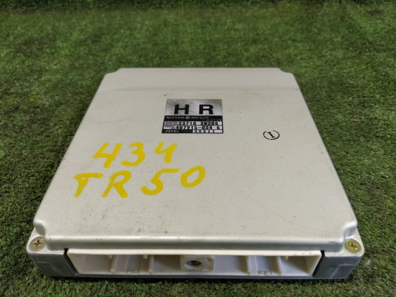 Блок управления efi Nissan Terrano TR50 ZD30DDTI 2000 (б/у)