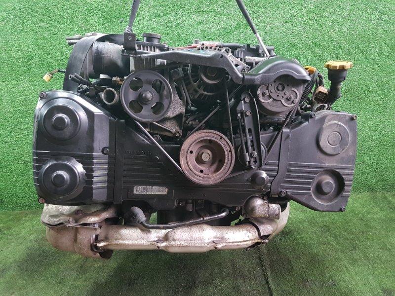 Двигатель Subaru Forester SF5 EJ205 1999 (б/у)