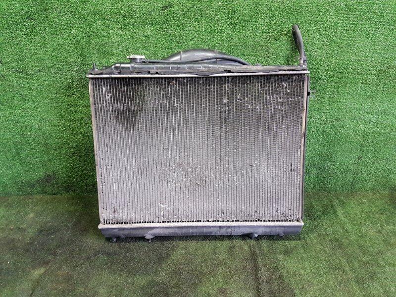 Радиатор основной Nissan Terrano TR50 ZD30DDTI 2000 (б/у)