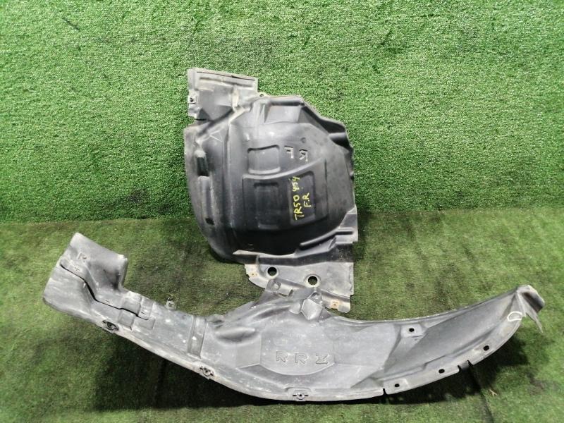 Подкрылок Nissan Terrano TR50 ZD30DDTI 2000 передний правый (б/у)