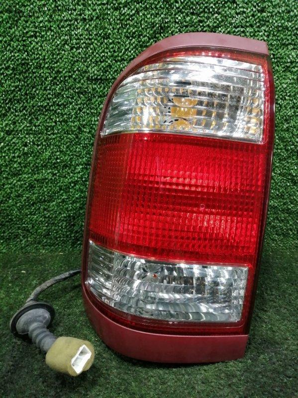 Стоп-сигнал Nissan Terrano TR50 ZD30DDTI 2000 задний левый (б/у)