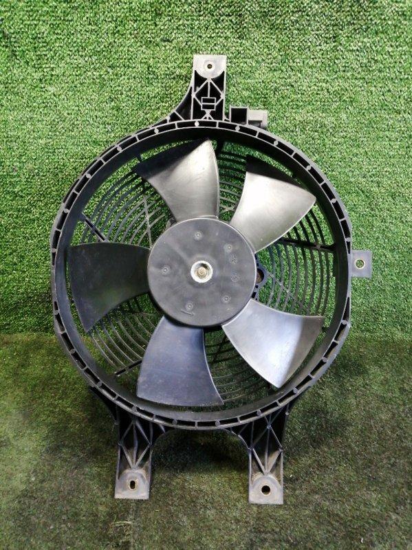 Вентилятор радиатора кондиционера Nissan Terrano TR50 ZD30DDTI 2000 (б/у)
