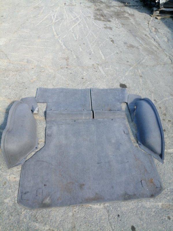 Коврик багажника Nissan Terrano TR50 ZD30DDTI 2000 задний (б/у)