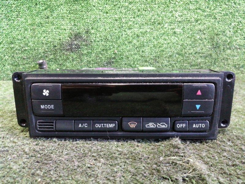 Блок управления климат-контролем Subaru Forester SF5 EJ205 1999 (б/у)