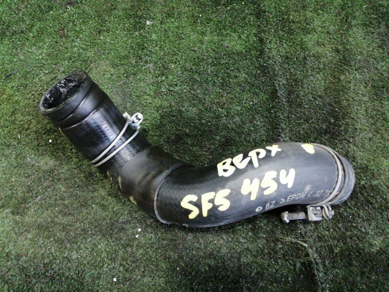 Патрубок радиатора Subaru Forester SF5 EJ205 1999 (б/у)