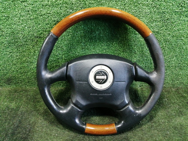 Руль с airbag Subaru Forester SF5 EJ205 1999 (б/у)