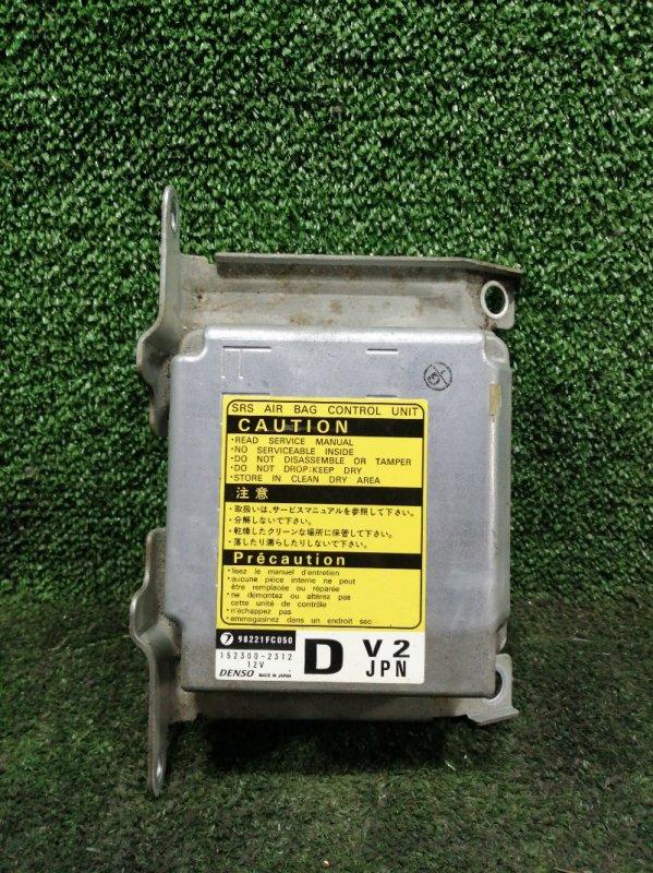 Блок управления airbag Subaru Forester SF5 EJ205 1999 (б/у)