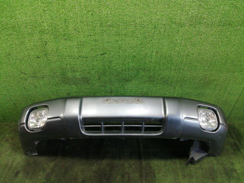Бампер Subaru Forester SF5 EJ205 1999 передний (б/у)