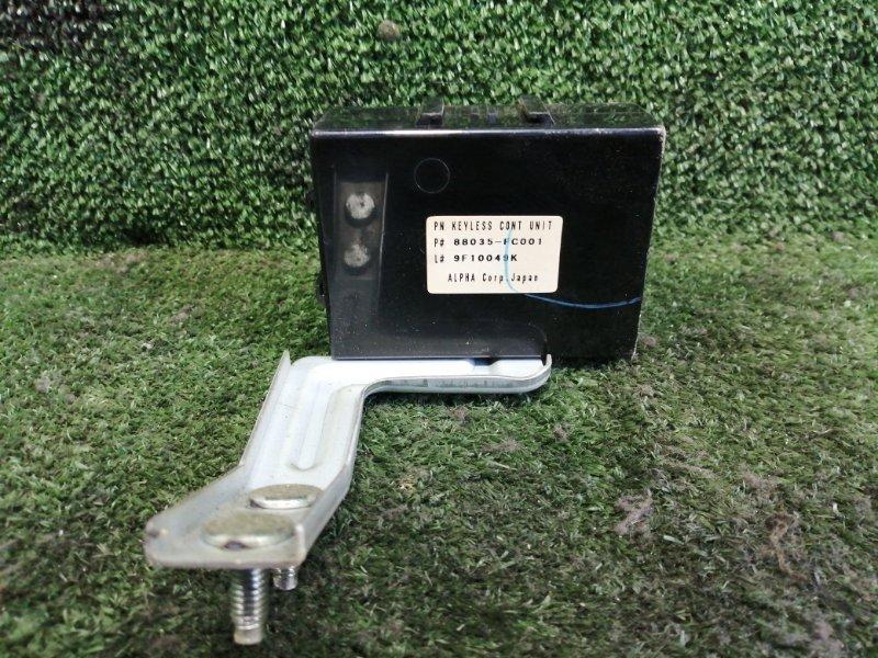 Блок управления дверьми Subaru Forester SF5 EJ205 1999 (б/у)