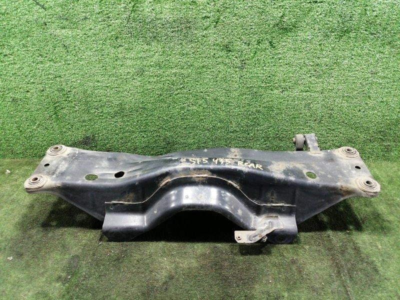 Балка подвески Subaru Forester SF5 EJ205 1999 задняя (б/у)