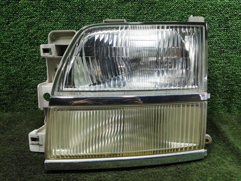 Фара Nissan Elgrand AVWE50 QD32ETI 1999 передняя левая (б/у)
