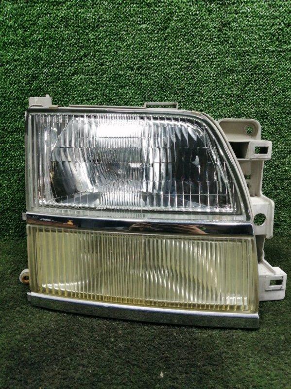 Фара Nissan Elgrand AVWE50 QD32ETI 1999 передняя правая (б/у)