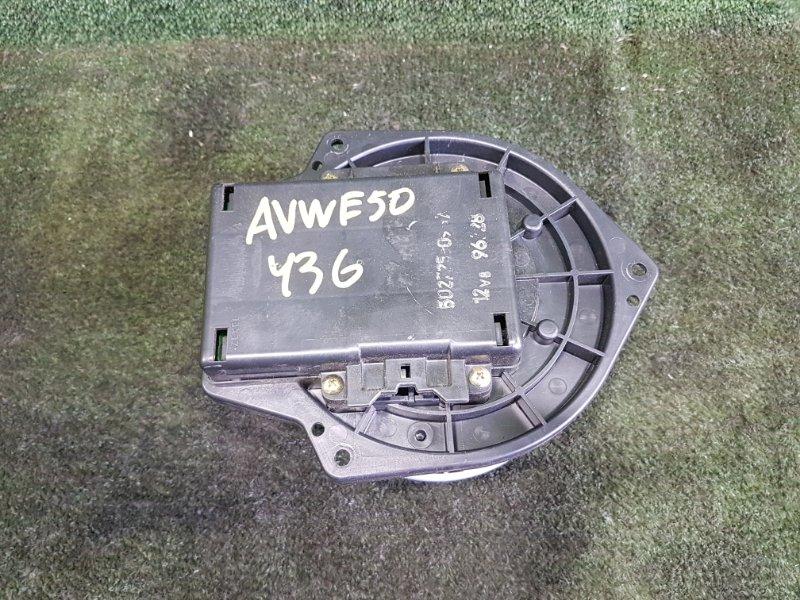 Мотор печки Nissan Elgrand AVWE50 QD32ETI 1999 передний (б/у)