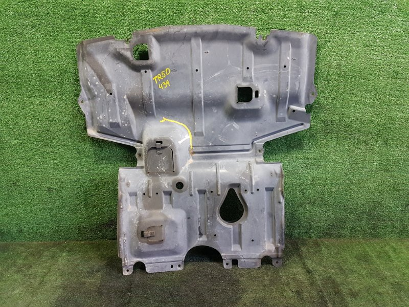 Защита двигателя Nissan Terrano TR50 ZD30DDTI 2000 передняя (б/у)