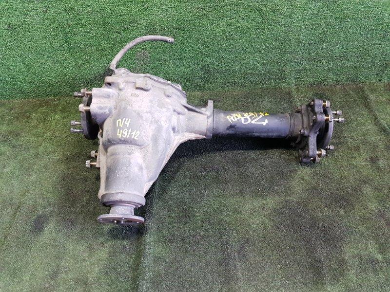 Редуктор Nissan Elgrand AVWE50 QD32ETI 1999 передний (б/у)