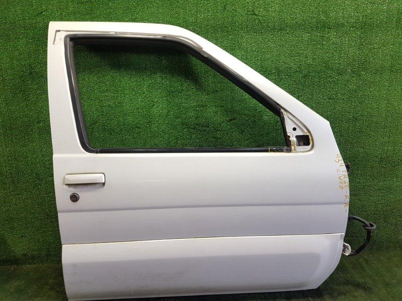 Дверь Nissan Terrano TR50 ZD30DDTI 2000 передняя правая (б/у)