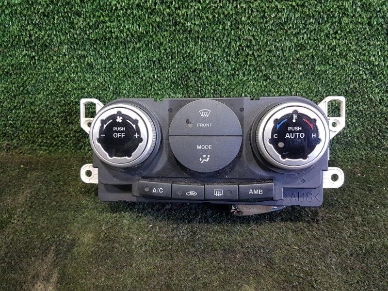 Блок управления климат-контролем Mazda Cx-7 ER3P L3VDT 2006 передний (б/у)